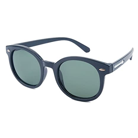Moolo Classic Sunglasses Black Lens Style - Unisex Childrens Shades UV400  Arrow Sunglasses (Color   931d95ad322f0