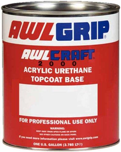 Awlgrip Awlcraft 2000 Acrylic Urethane Topcoat Paint Gallon - F8063G - Snow White