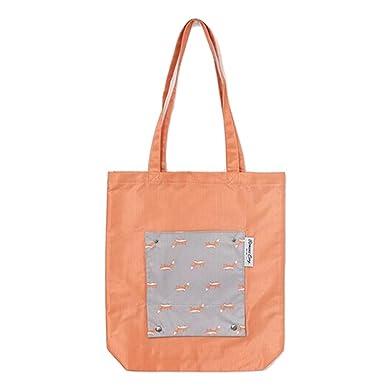Weimay bolsos bolso de hombro bolsas plegables para mujeres ...
