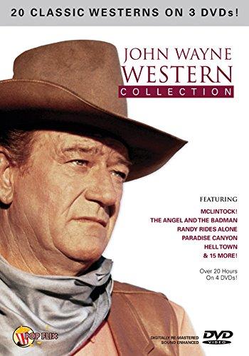 John Wayne Western Collection by Pop Flix