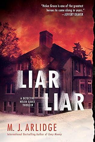 book cover of Liar Liar