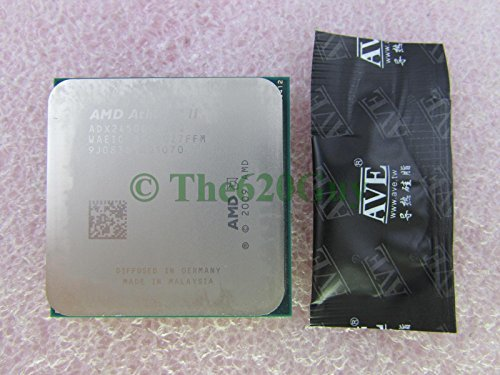 AMD ADX2450CK23GQ Athlon II X2 245 2.90GHz Socket AM2+/AM3 Regor CPU Processor +