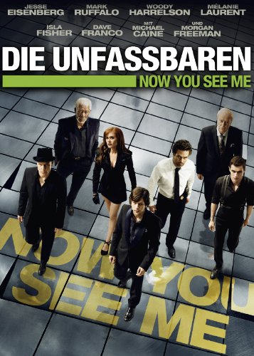 Die Unfassbaren - Now you see me Film