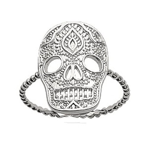 Silver Mexican Rings - 3