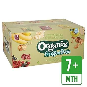 Organix Bulk-Reis-Kuchen 15 x 50 g