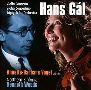 Gal: Violin Concerto