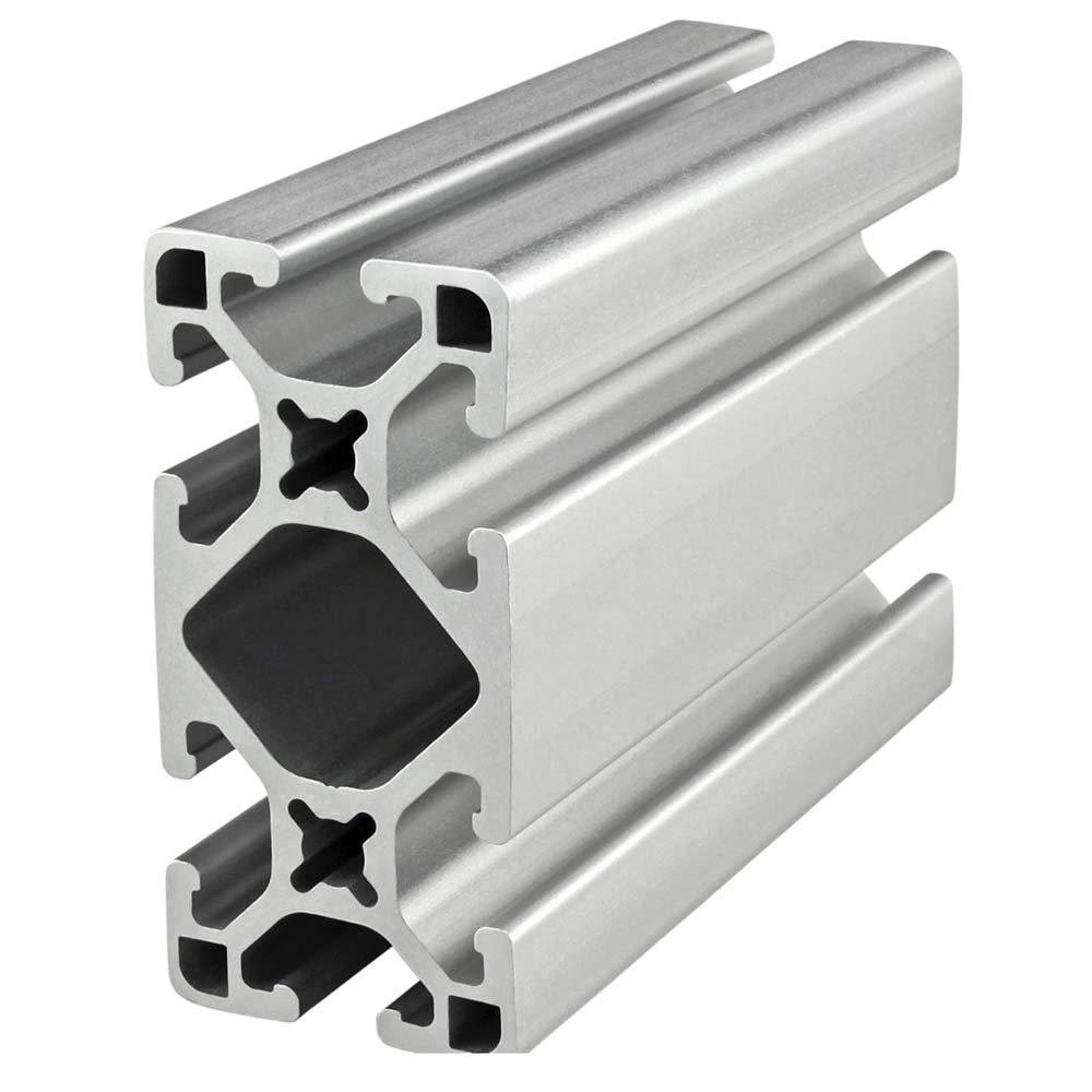 "80//20 Inc 15 Series 3 x 3 T-Slot Aluminum Extrusion 3030 x 75/"" Long SC F5-06"