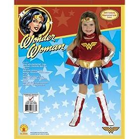 Rubie's Wonder Woman Toddler Costume