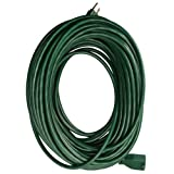 Master Electrician 02353-05ME 80-Foot 16/3 Vinyl Landscape Outdoor Extension Cord, Green