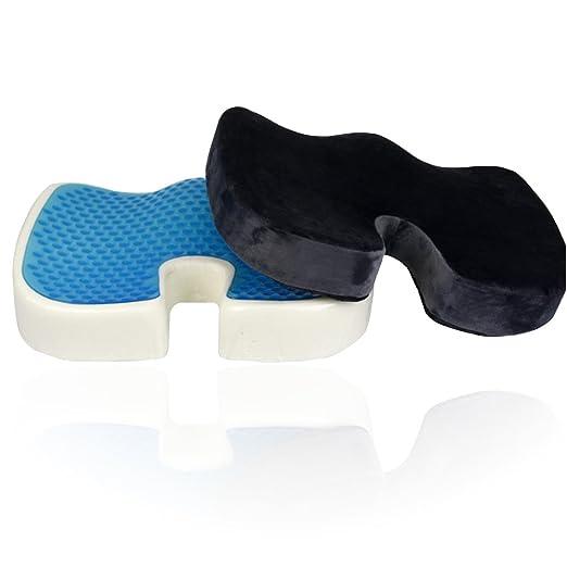 Extsud Premium Comodidad Cojín ortopédico con innovadora de ...