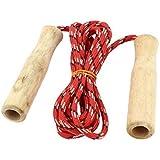 NPRC Wooden Grip Kids Skipping Rope