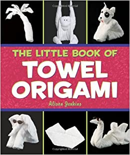 Towel Origami Book
