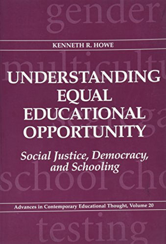 Understanding Equal Educational Opportunity: Social...