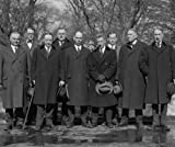 1925 photo Delegation from Maine on potato embargo at W.H., 1/31/25 Vintage B b8