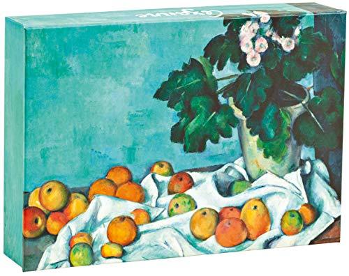 Still Boxed - Cezanne Still Lifes FlipTop Notecard Box