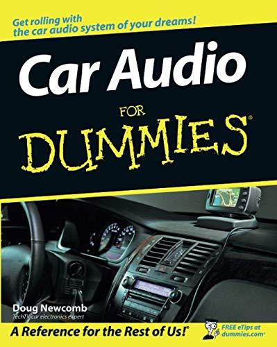 Car Audio For Dummies (Car Engineering Dvd)