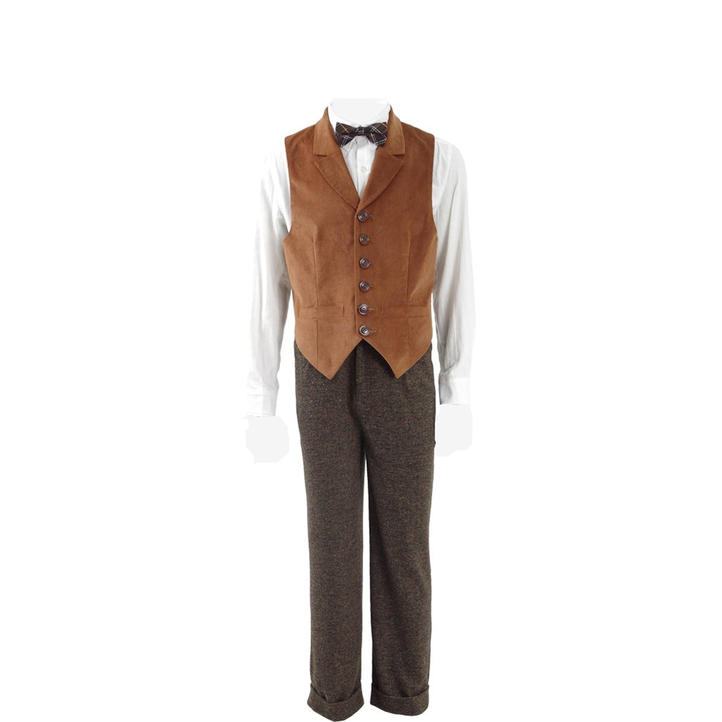 Ice Dream Winter Suits Men's Clothing Business Blazer Outfit Party Halloween Costume Made (Man-M) by Ice Dream (Image #6)