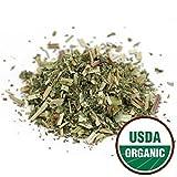 Meadowsweet Herb Organic Cut & Sifted - Filipendula ulmaria, 1 lb