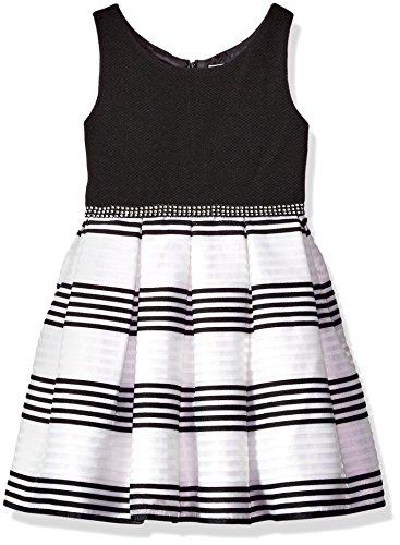 3t black and white dress - 2