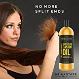 Aria Starr Castor Oil Cold Pressed - 16 FL OZ