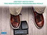 Kinesis Savant Elite2 Programmable USB Foot Switch