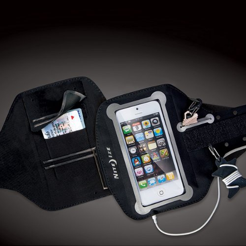 BLK iPhone Act Armband by Nite Ize