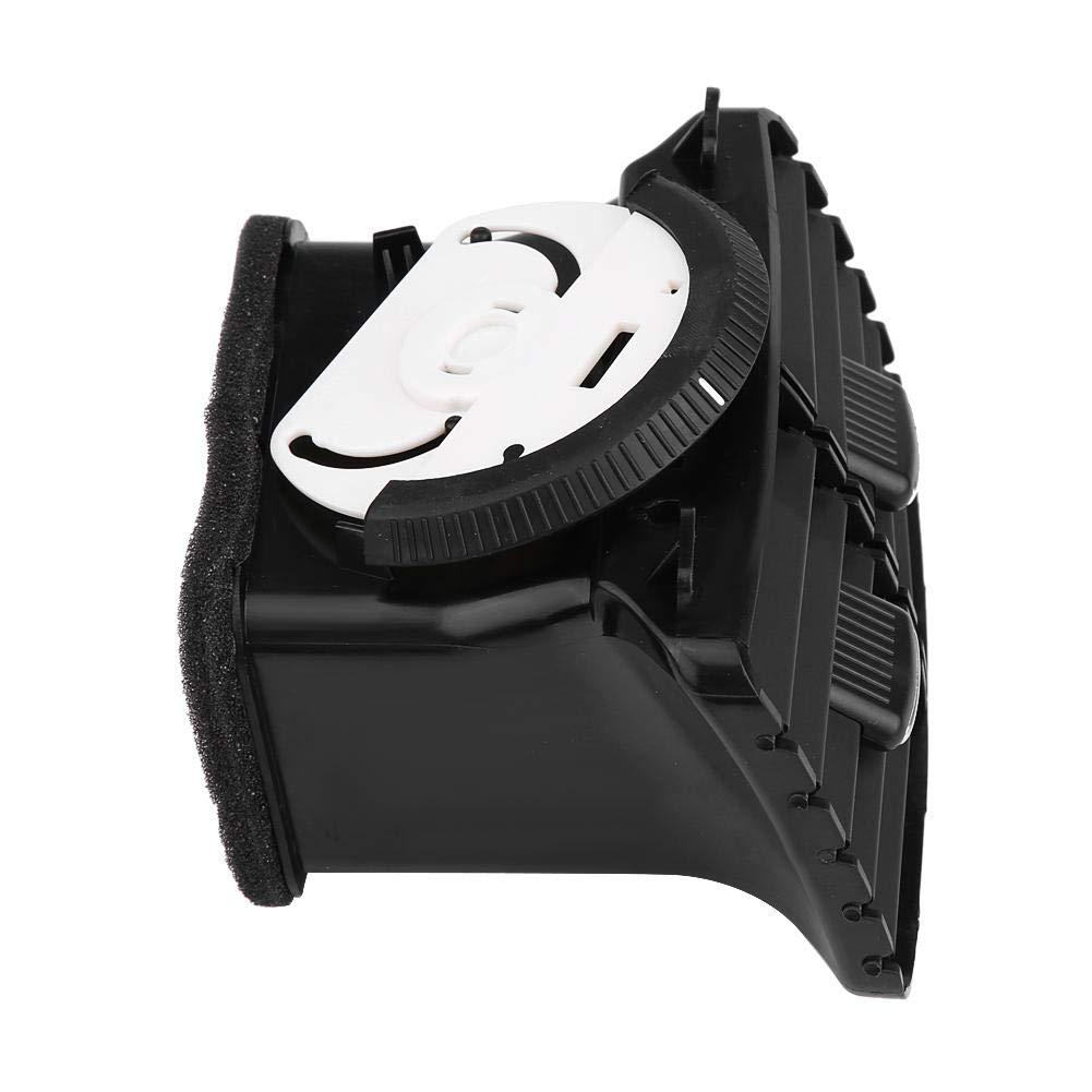 Hlyjoon 1K0819203A Posteriore AC Climatizzatore Presa Trim Climatizzatore Presa dAria Climatizzatore Presa Adesivo Adatto per Auto MK5 MK6 MK5 Coniglio