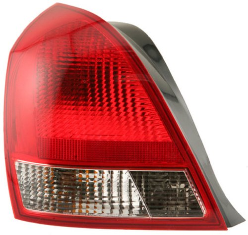 Auto 7 588-0038 Tail Light Assembly Driver Side