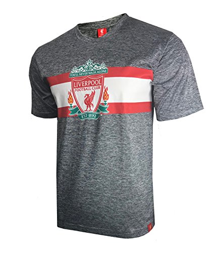 e5f745ed7 Icon Sports Official Licensed Liverpool FC Men s Training Tee (Large)