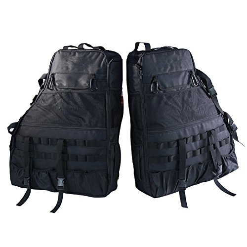 Roll Bar Storage Bag Cage With Multi Pockets Amp Organizers