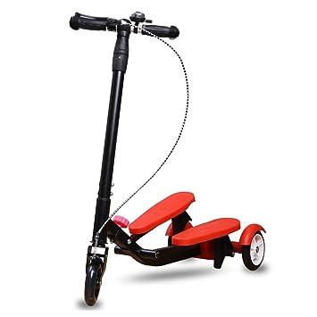 Patinetes de tres ruedas Kick Scooter de Aluminio de 3 ...
