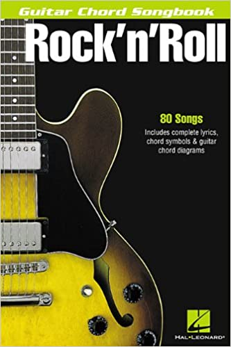 Rock\'N\'Roll: Guitar Chord Songbook: Amazon.co.uk: Not Available: Books