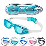 JOKO Swimming Goggles Direct. Watertight Swim Goggles with Anti-Fog Layer & UV Protection, for Adult, Youth, Men & women!