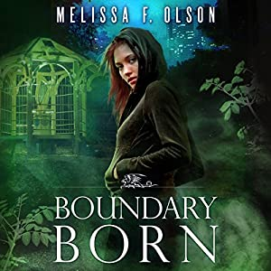Boundary Born Audiobook
