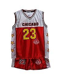 Aelstores. - Boys Basketball Summer Short New Girls Top Vest Kit Set Size 2-14
