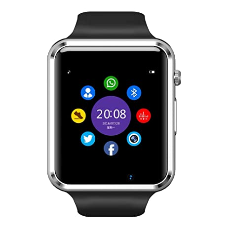 JDTECK OPPO RX17 Neo Watch Connected, Smartwatch SIM/TF ...