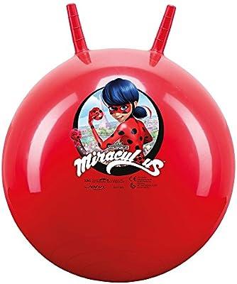 Miraculous Ladybug- Sprungball Bedruckter Hopperball, Hüpfball ...