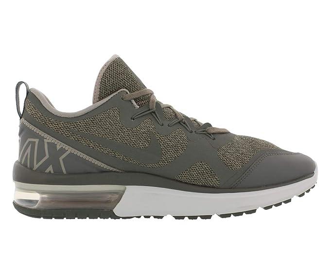 Nike Herren Air Max Fury Laufschuhe, Mehrfarbig (River RockCobblestoneKhaki 003), 41 EU