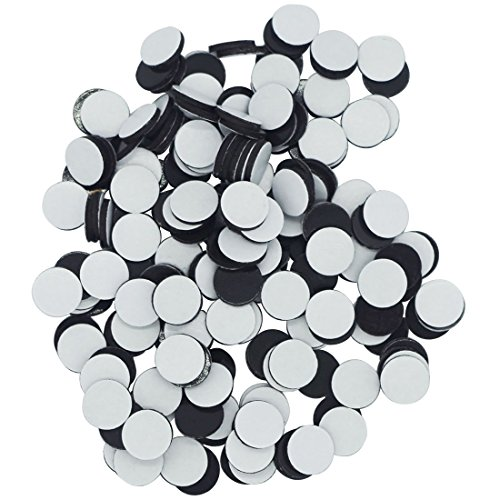 Haobase Magnets Round Adhesive Backing product image