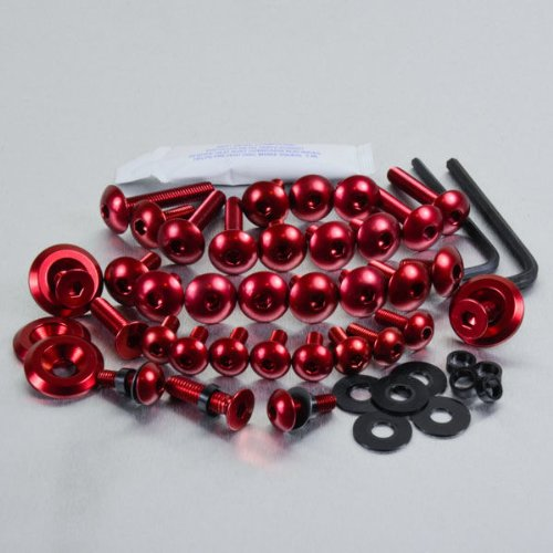 Aluminium Fairing Kit Aprilia RS 50 Red