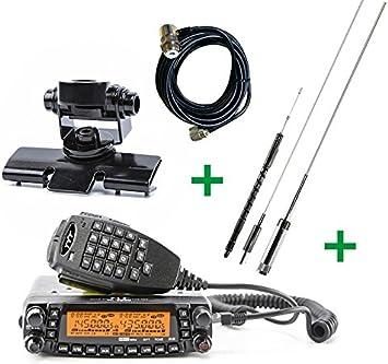 TYT TH-9800 Transceptor de radio para coche HF incluye 1 ...