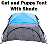 Cat Tent - Keep Your Cat and Puppy Safe With Removable Shade