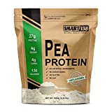100% Pure Pea Protein, Ultra Smooth Powder, Vegan, Gluten-Free, Soy-Free, Dairy-Free, Non-GMO, USA/Canada, Keto (Low Carb), Natural BCAAs (1000g/2.2lbs, Unflavored) Review