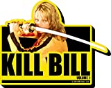 Aquarius Kill Bill Vol. 1 Funky Chunky Magnet