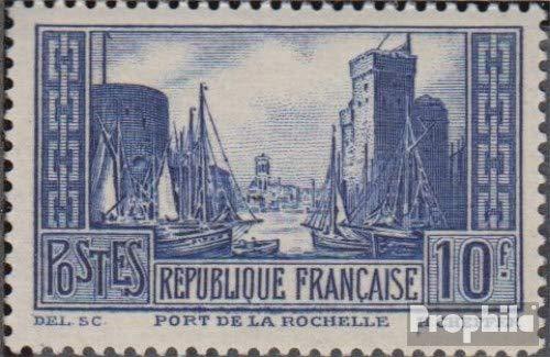 Prophila Collection Frankreich 241II 1929 Bauwerke (Briefmarken für Sammler)