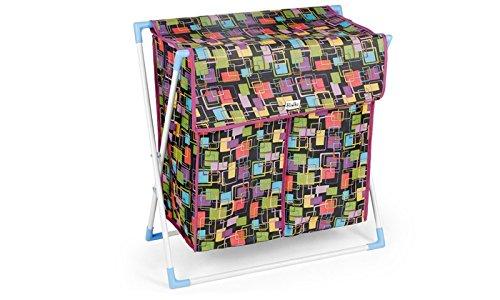 Bonita Deux Laundry Basket, LB03-40PE