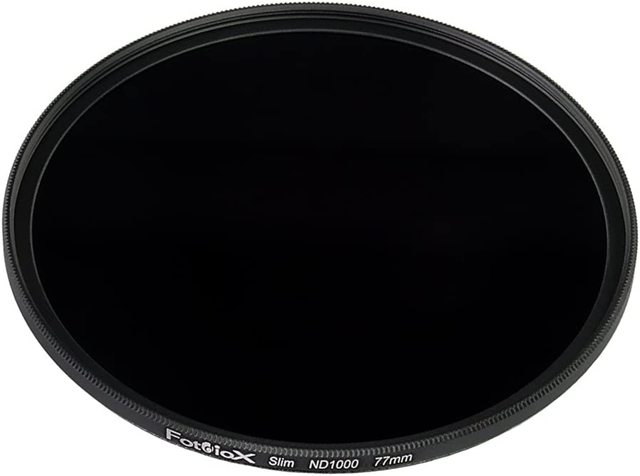 Fotodiox Pro 52mm 10-Stop Neutral Density Slim Filter ND1000