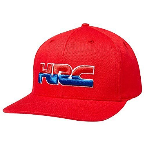 Fox Racing Hrc Flexfit Hat Red  M L