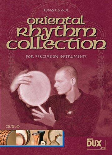 Oriental Rhythm Collection: Rhythmussammlung mit 112 Rhythmen aus 21 Ländern