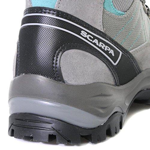 EU37 Tex Trekking Nangpa Gris Womens Calzado para de Gris La Scarpa Exterior de Bota Gore Calzado qTBZaI